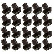 20 Pack Of Viking Range Compatible Grate Rubber Feet Bumpers Grate Bumper H