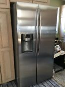 Samsumg Stainless Steel Side By Side Fridge