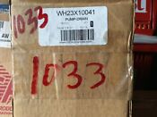 Wh23x10041 Ge Washer Pump