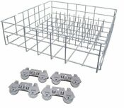 Dishwasher Lower Rack For Whirlpool Sears Ap4512509 Ps2378335 W10311986
