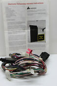 Dishwasher Parts Ge Electrical Wiring Harness For Model Gsd3430z02ww