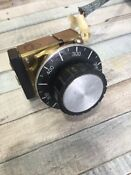Jennair Oven Thermostat Switch Dial Knob Temperature Control Complete 203450