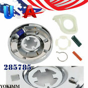 D285785 Transmission Top Direct Drive Automatic Washing Machine Washer Clutch Us