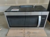 Ywmh31017as New Whirlpool Microwave Hood Combination With 2 Speed Fan