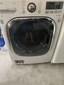 Collect Pickup Lg Washer Dryer Combo All In 1 4 3 Cu Ft Ventless Dryer Electric