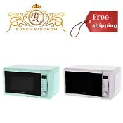 Compact Countertop Stylish Microwave Oven With Express Cook Function 700 Watt