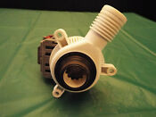 Washer Drain Pump For Cabrio Bravos Whirlpool Kitchenaid Maytag Oem Brands