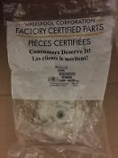Whirlpool Wp3363394 Washing Machine Water Pump Factory Certified Parts