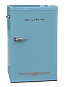 Frigidaire 3 2 Cu Ft Retro Mini Fridge In Blue