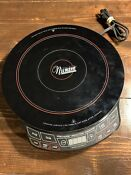 Nuwave Precision Induction Cooktop Stovetop Model 30121