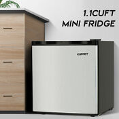 1 1cu Ft Compact Upright Mini Fridge Freezer Small Refrigerator Office Home Dorm