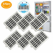 6pcs Fresh Flow Comparable Refrigerator Air Filter For Whirlpool W10311524 Air1