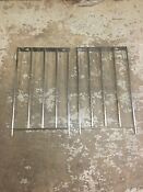 Vintage Frigidair Flair Custom Imperial Electric Range Parts Shelf Guides