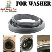 Bellow Washer Door Replacement For Whirlpool Kenmore Washing Machine Front Load
