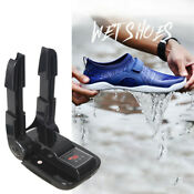 Boot Dryer Portable Folding Shoes Warmer Electric Heat With Timer 110v P6