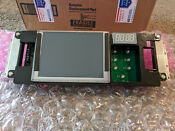 Brand New Open Box Ge Monogram Oven Lcd Control Board Wb27t11264 Wb27t11496