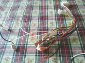 Jenn Air Down Draft Range Top Wire Harness To Front Controls