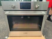 Bosch 30 Wall Mounted Stainless Steel Oven Model Hbl5351uc