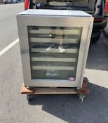 Perlick Signature Hh24ws Built In Cd Wine Reserve Stainless Refrigerator Left