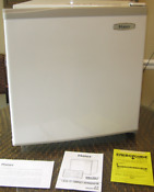 Haier Welbilt Mini Fridge White 1 8 Cu Ft Compact Refrigerator Pick Up No Va