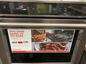 Kitchenaid Kode900hbs 30 Black Stainless Steel Electric Double Wall Oven