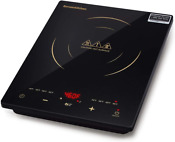 Upgrade Portable Touch Induction Cooktop With Led Screen 1800w Countertop Stove