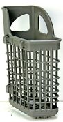 Whirlpool Kitchenaid Dishwasher Utensil Basket Wp8519702 8519702 Ps11746019