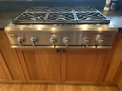 Ge Monogram Pro Lp Gas Range Cook Top Compare To Viking Or Wolf