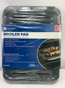 General Electric Wb48x10056 Large Broiler Pan And Rack Factory Sealed