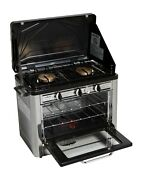 Camp Chef Outdoor 2 Burner Range With Oven New