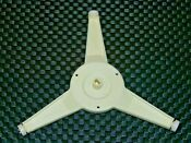 Microwave Oven Roller Guide Trident Turntable Support Plate Rotating D22cm
