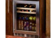 Perlick 24 Outdoor Beverage Center Stainless Steel Glass Door Hp24bo 3 3r