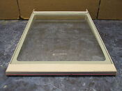 Amana Refrigerator Glass Shelf Pink Line Part 10036049