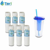 Fits Maytag Ukf8001 4396395 Edr4rxd1 46 9006 Comparable Water Filter 6 Pack