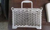 7aa55 Dishwasher Utensil Basket Unknown Application No Holes 9 5 X 9 5
