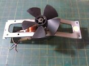 7ee46 Cooling Fan From Ge Profile Microwave Oven Tests Ok 4 1 8 Blade Vgc
