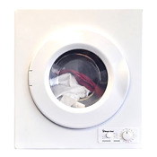 Magic Chef 2 6 Cu Ft Compact Dryer Compact Electric Dryer White