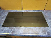 Caloric Range Oven Door Glass Part Y0088797