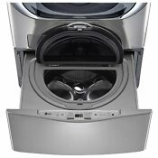 Lg 1 0 Cu Ft Sidekick Pedestal Washer New