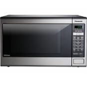 Summer Sizzler Deals Panasonic Nn Sa651s Family Size 1 2 Cu Ft Microwave Oven