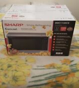 Sharp Smc1132cs Microwave Oven 1 1 Cft Stainless Steel