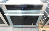 New Out Of Box Ge Monogram 27 Inch Single Stainless Wall Oven