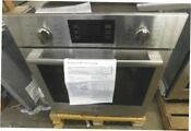 New Out Of Box Bosch Single Electric Wall Oven Stainless Steel