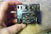 Maytag 204510 Commercial Washer 6 Position Cycle Switch