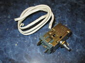 Ge Refrigerator Thermostat Control Part Wr09x10040