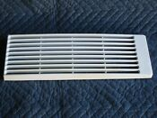 Jenn Air Downdraft Vent Grill White 208145