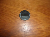 Nla Whirlpool Range 4 Position Oven Function Selector Knob P N 3149985