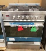 New Out Of Box Fisher Paykel 30 Range Stainless Steel W Factory Warranty