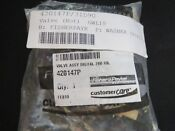 420147p Fisher Paykel Hot Valve New