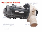 Replacement For Whirlpool W10276397 Washer Drain Pump Ap4514539 Ps2580215